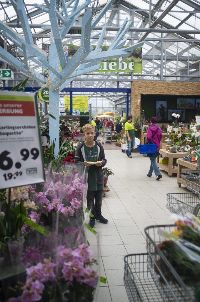 Die Würmranger bei Pflanzen Kölle