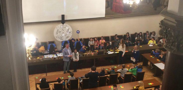 Kinder- und Jugendforum der Stadt