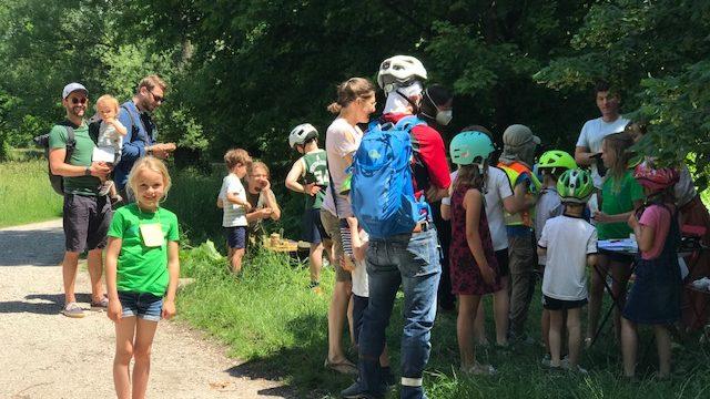 Kids for Kids – Rallye entlang der Würm