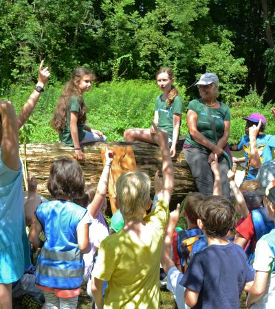 Naturerfahrungen und Naturschutz: Abenteuer, Spaß, Handanlegen und Lernen für Kinder und Jugendliche